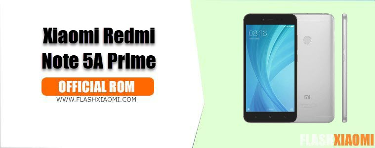 MIUI ROM for Xiaomi Redmi Note 5A Prime - All MIUI firmwares