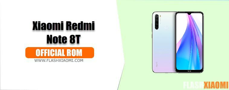 MIUI ROM for Xiaomi Redmi Note 8T
