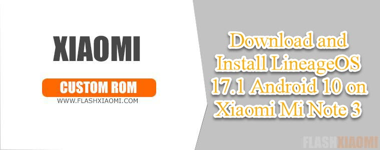 Android 10 on Xiaomi Mi Note 3