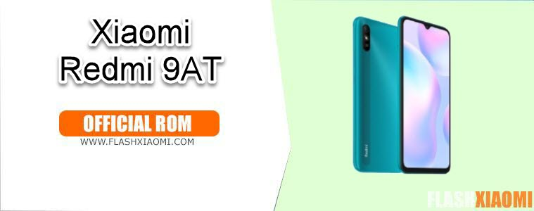 ROM for Xiaomi Redmi 9AT